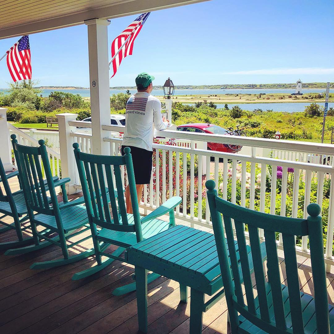 Harbor View Hotel in Martha's Vineyard