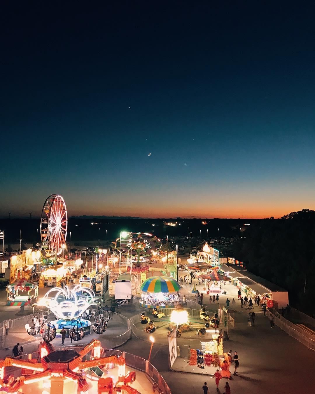 Cape Cod Mall Carnival