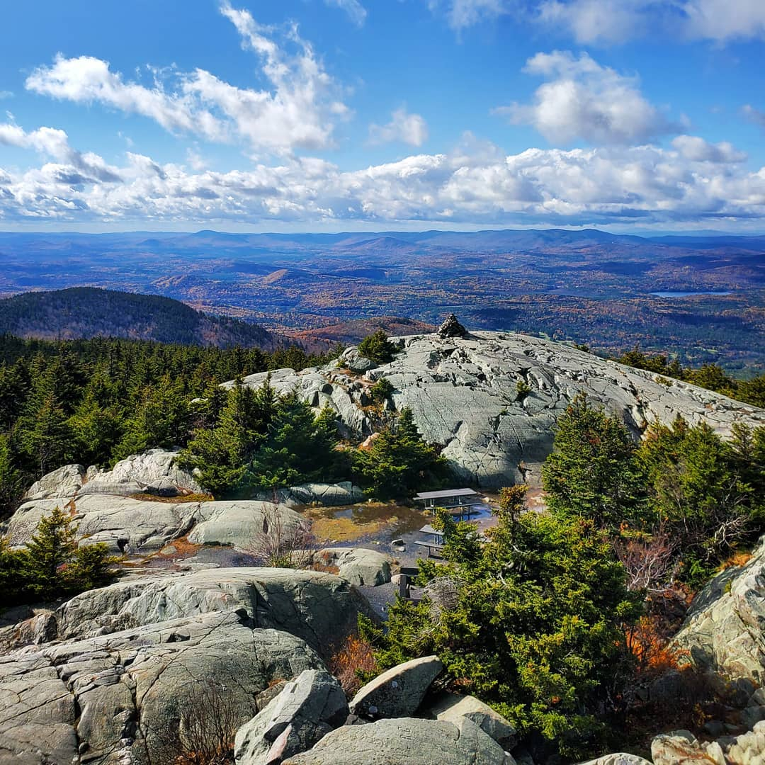 Mount Kearsarge in New Hampshire