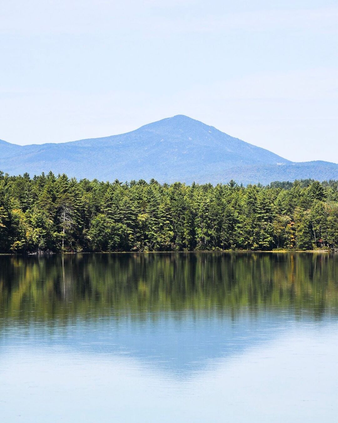 White Lake State Park in New Hampshire